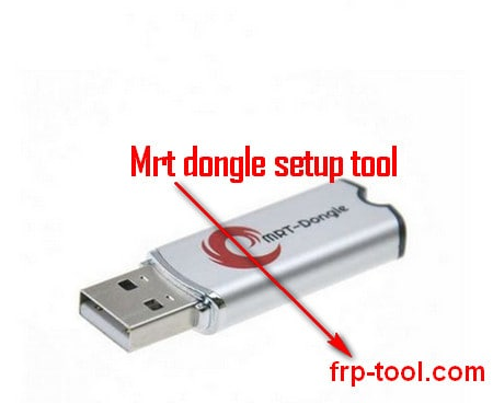 Mrt dongle setup tool