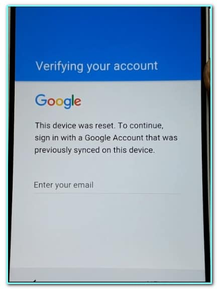 Huawei google account bypass