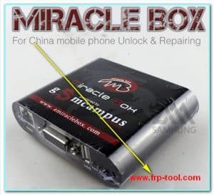 Miracle Box Crack