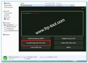 Oppo a3s unlock tool