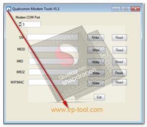 Qualcomm Modem Tools