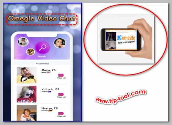 App download free video omegle apk chat Omegle Video